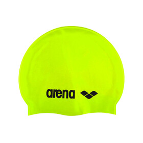 arena Classic Silicone Badehætte grøn